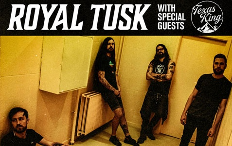 Royal Tusk: Oshawa Music Hall